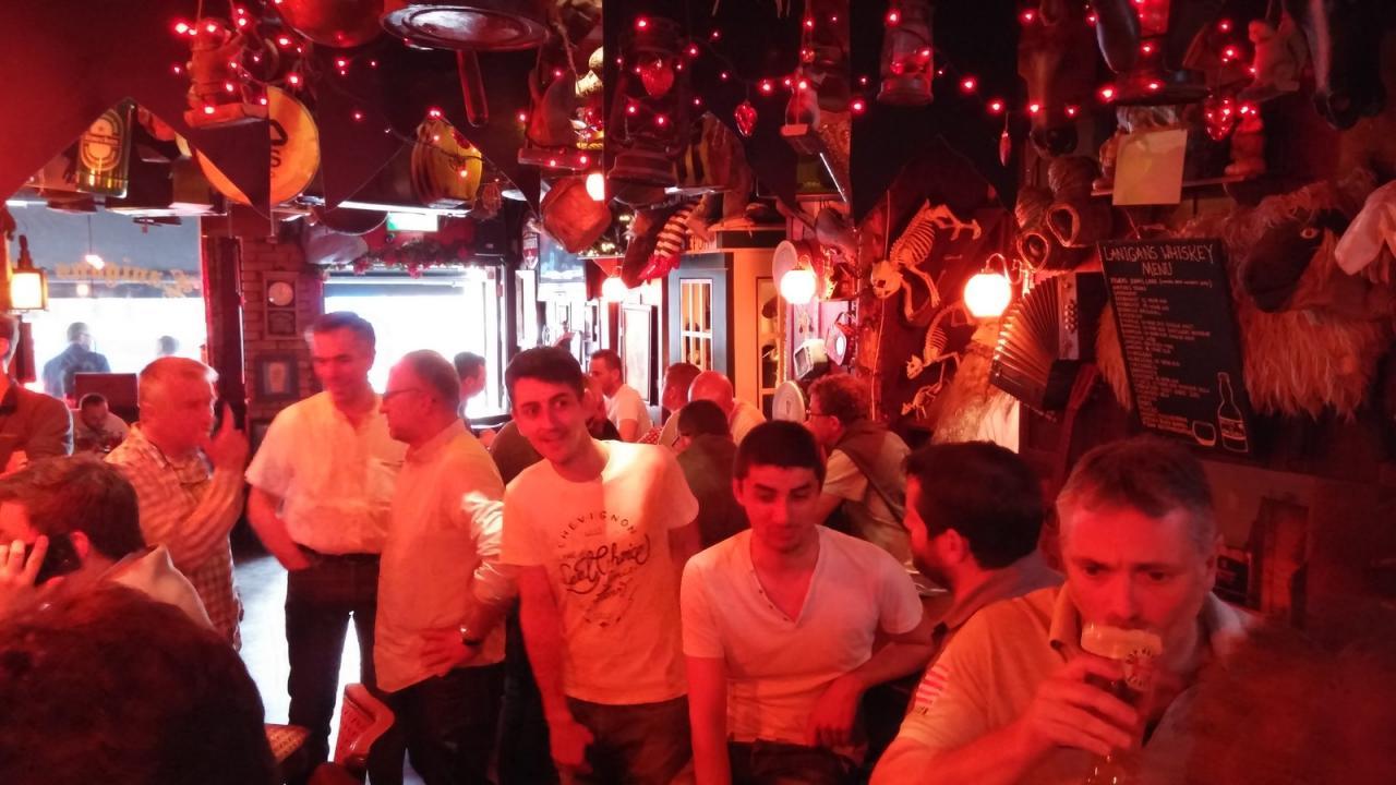 Lanigans Pub Eden Quay Dublin
