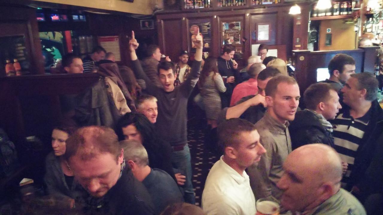 Temple Bar et autres estaminets
