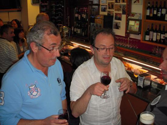 Paséo à Logroño