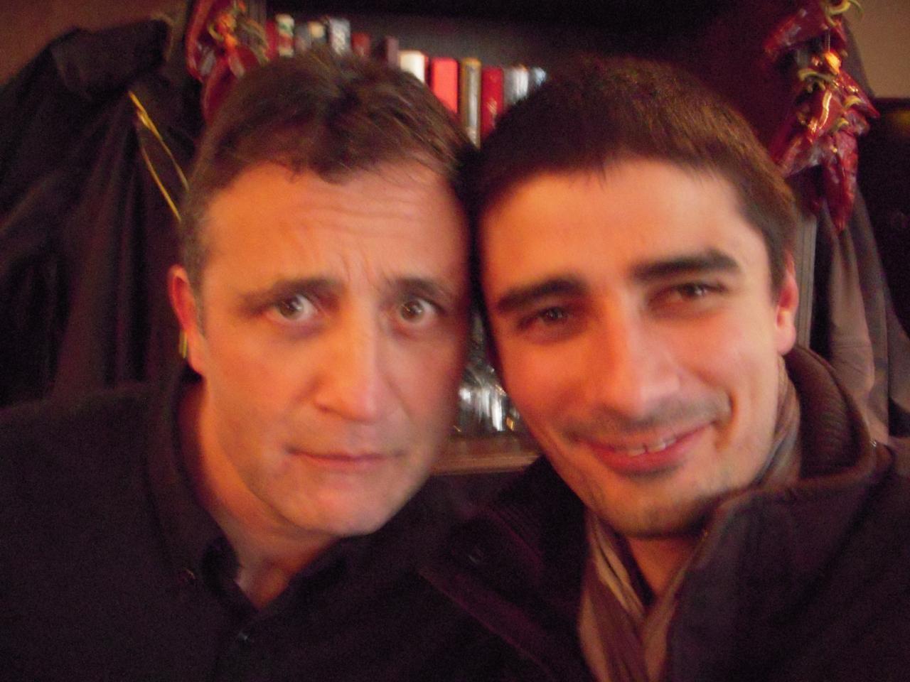 Alain et Vlad
