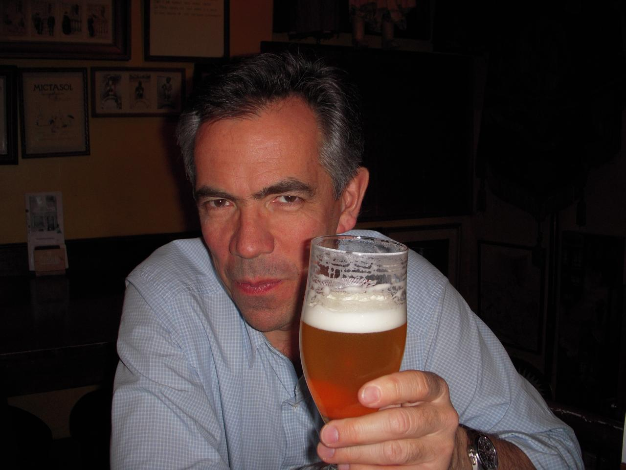 Humphrey Bogart à Brussels