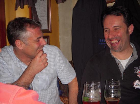 Serge et Jean-Luc