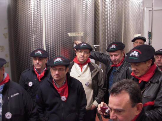 Visite de la brasserie de la Senne-Brussels