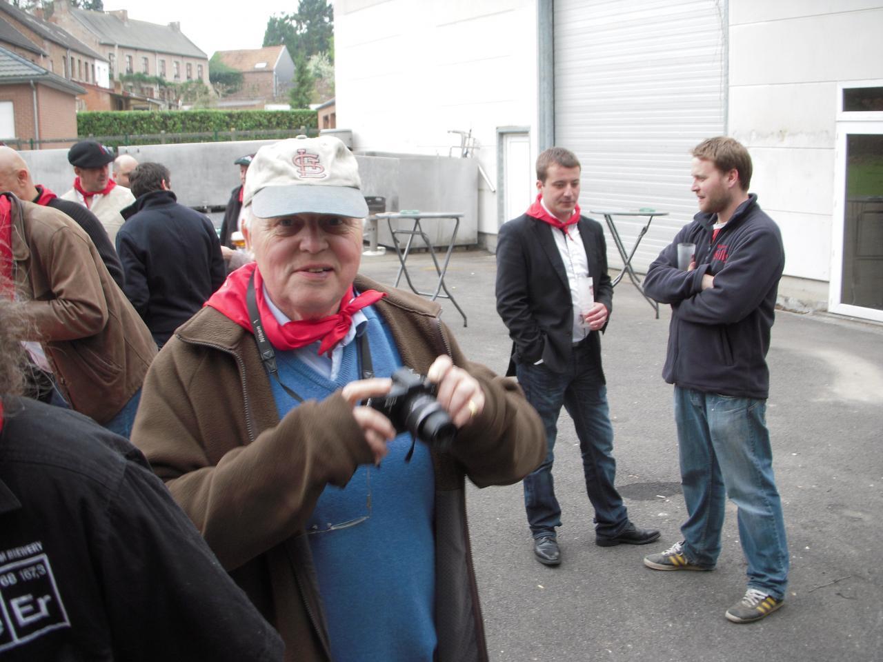 Mr Van Der Haegen