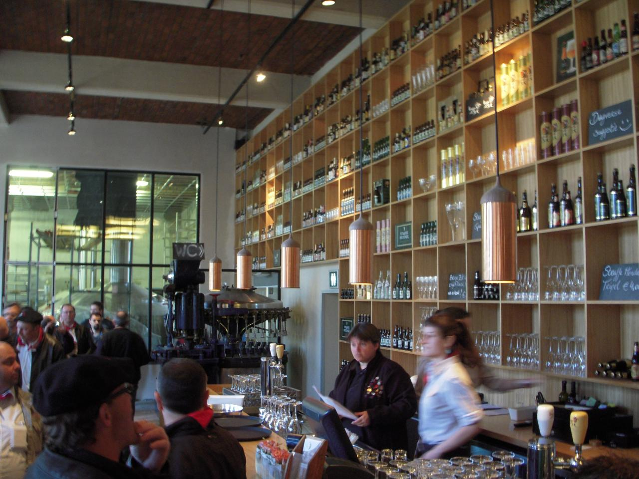 Brasserie de Halve Man à Bruges