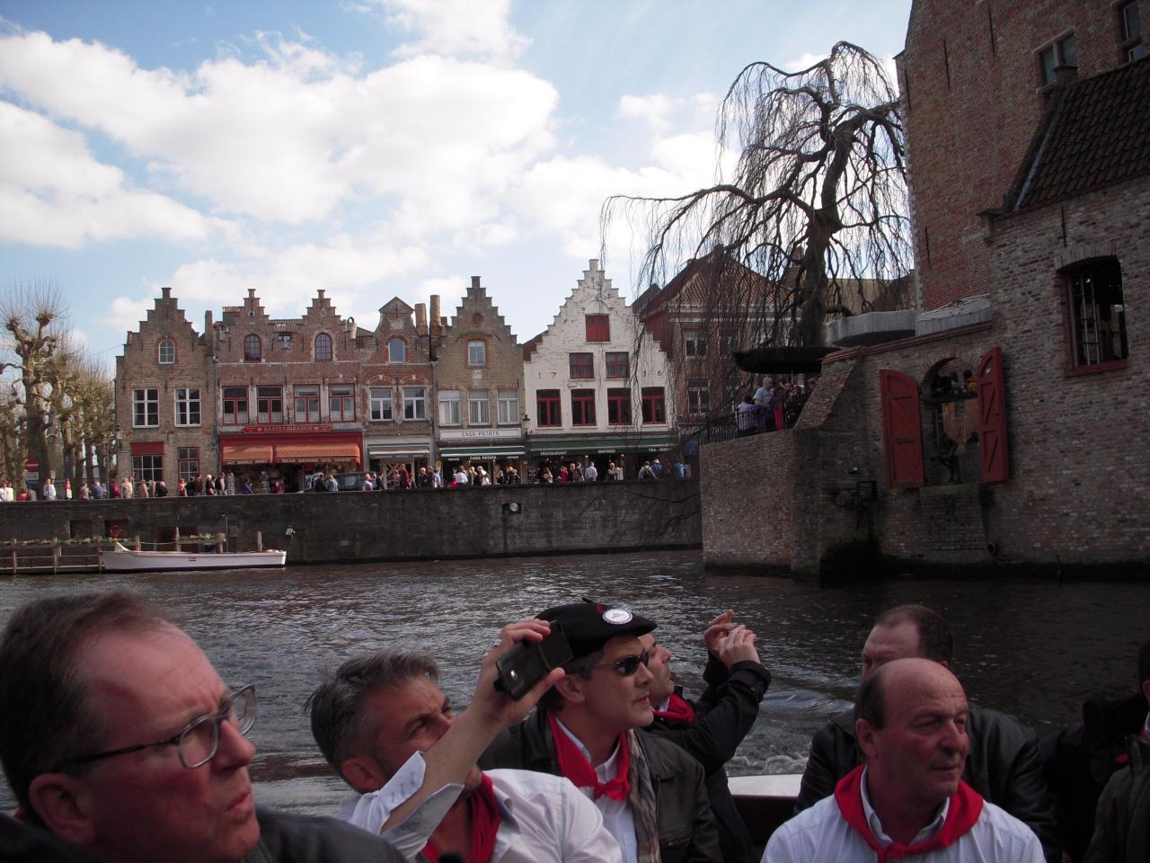 Les canaux de Bruges