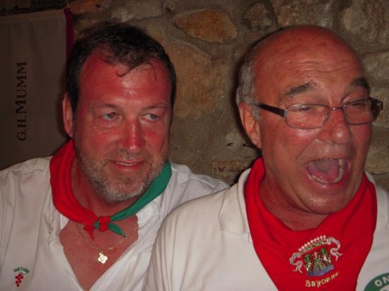 Bill et Gérard