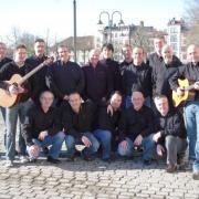 Les chanteurs d'Ezin Aseak