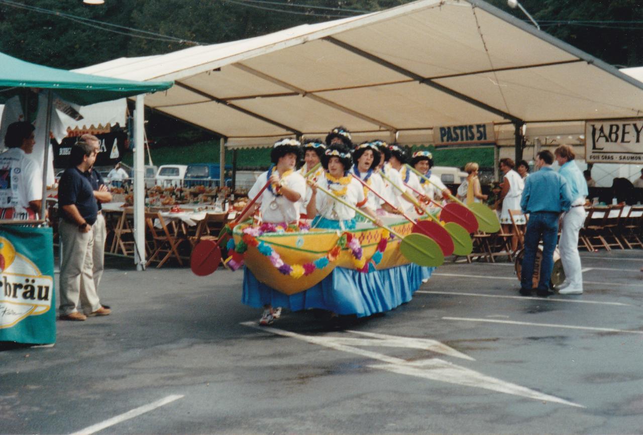 Marathon des Leveurs de coudes Sept 92