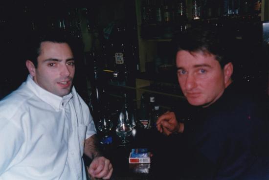 Serge et Jérôme