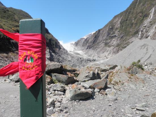 Te Moeka o Tuawe - Fox Glacier, Westland, New Zealand.